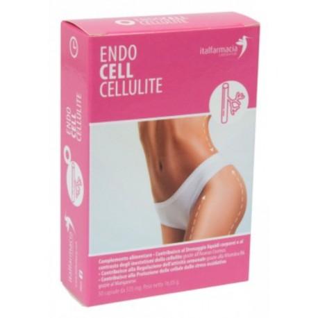 30 capsule anticellulite e per la microcircolazione Endo Cell